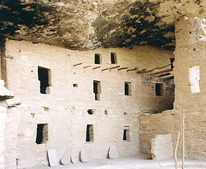 Spruce Tree House, Mesa Verde National Park.