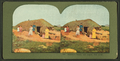 Squatter's family and dugout, Bad Lands (Badlands), from Robert N. Dennis collection of stereoscopic views.png