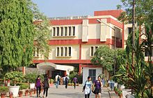 Sri Venkateswara College - Wikipedia