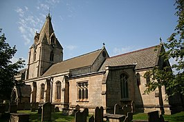 St.Edmund's church, Mansfield Woodhouse