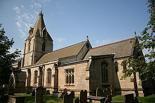 Mansfield Woodhouse Human settlement in England