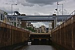 St. Anthony Falls Lower Lock, empty 2017-07-01.jpg