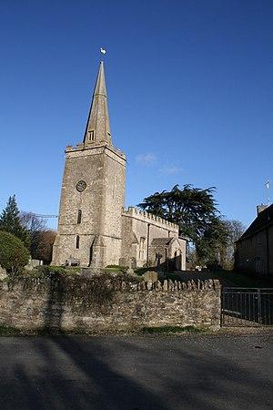 St. Faith's Shellingford