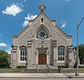 St. John's Cathedral, Jacksonville FL, West view 20160706 2.jpg