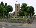 St. Michael's Thurmaston Parish Church - geograph.org.uk - 497690.jpg