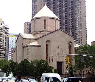 St. Vartan Armenian Cathedral - St. Vartan Cathedral