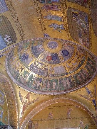 Domenico Selvo - Mosaics in St Mark's Basilica were first commissioned by Domenico Selvo