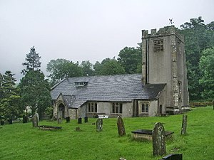 St Cuthbert's Church, Over Kellet - Image: St Cuthbert's Church, Over Kellet