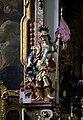St Florian Statue am Seitenaltar links Ignaz Guenther Klosterkirche Altenhohenau Griesstaett-1.jpg