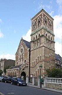 St George the Martyr, Aubrey Walk, London W8 - geograph.org.uk - 1316597.jpg