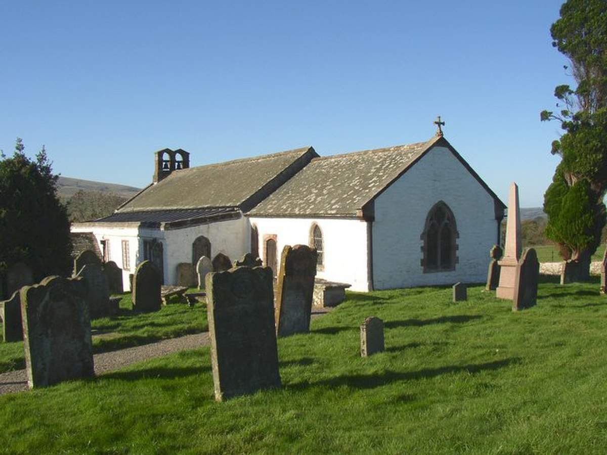 St Kentigern's Church, Castle Sowerby - geograph.org.uk - 274121.jpg