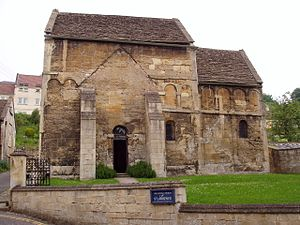 Bradford on Avon - St Laurence's church