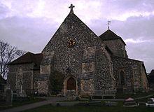 St Margaret's Church, Rottingdean - Wikipedia, the free encyclopedia