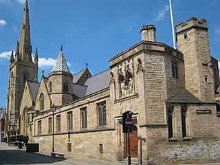 Cathedral Church of St Marie, Sheffield Church in South Yorkshire, England