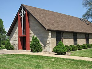 Hampton, Illinois - St. Mary's Catholic Church