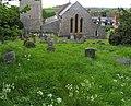 St Mary, Standon, Herts - Churchyard - geograph.org.uk - 361616.jpg