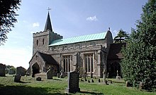 St Mary the Virgin, Great Bardfield, Essex - geograph.org.uk - 335509.jpg