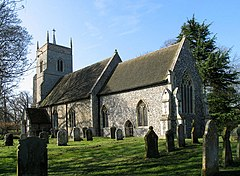 St Peter, Kimberley, Norfolk - geograph.org.uk - 315344.jpg