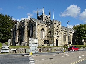 Bodmin - St Petroc's Church