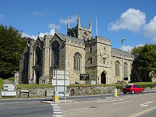 St Petrocs Church, Bodmin Church