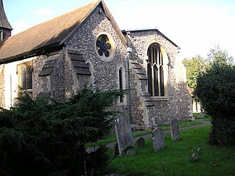 St Stephen's Church, St Albans - Image: St Stephen's Church (2)