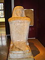 Staatliches Museum Ägyptischer Kunst (08) (Würfelstatue des Bekenchons).jpg