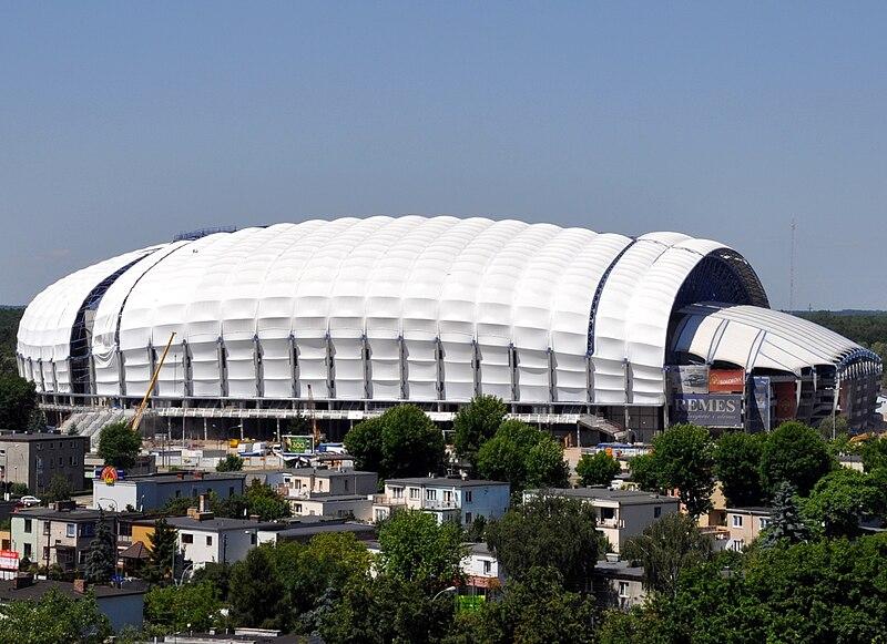 Miejski, Poznan EC Stadium 2012