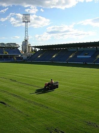 Podgorica City Stadium - Image: Stadion pod Goricom