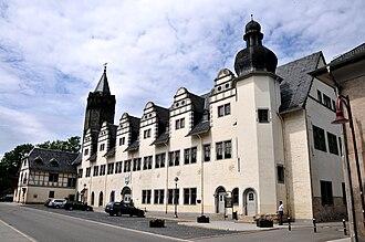 Stadtilm - Stadtilm Town hall