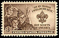 Stamp US 1950 3c Boy Scouts of America.jpg