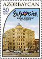 Stamps of Azerbaijan, 2012-1033.jpg