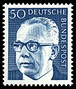 Stamps of Germany (BRD) 1971, MiNr 640.jpg