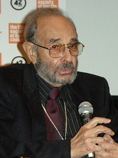 Stanley Donen American film director and choreographer