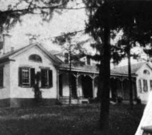 Edwin Stanton - Stanton's home in Cadiz, Ohio