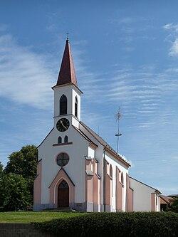 Staré Hodějovice - kostel PM.jpg