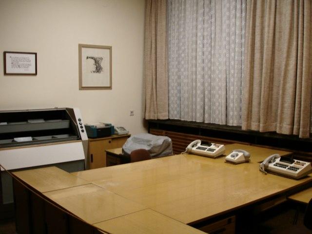Stasi secretariat