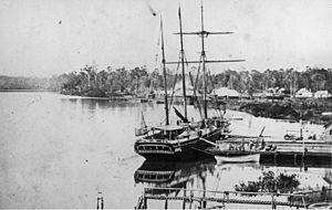 Maryborough, Queensland - S. S. Eagle