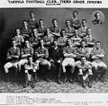 StateLibQld 1 75799 Taringa Football Club - Third Grade Juniors, Runners-Up, 1909.jpg
