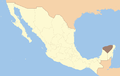 State of Yucatan in Mexico.PNG