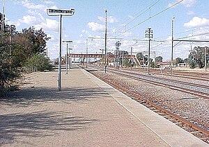 Bloemhof - Bloemhof railway station