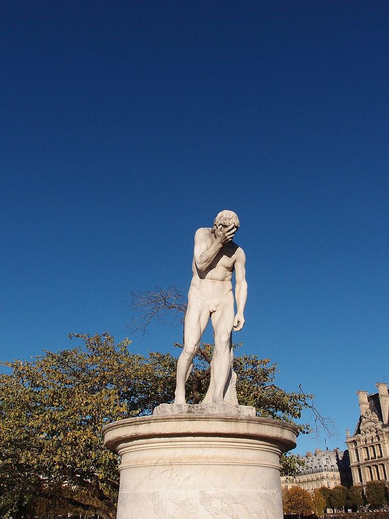 File statue jardin des tuileries paris 3 november 2012 - Statues jardin des tuileries ...
