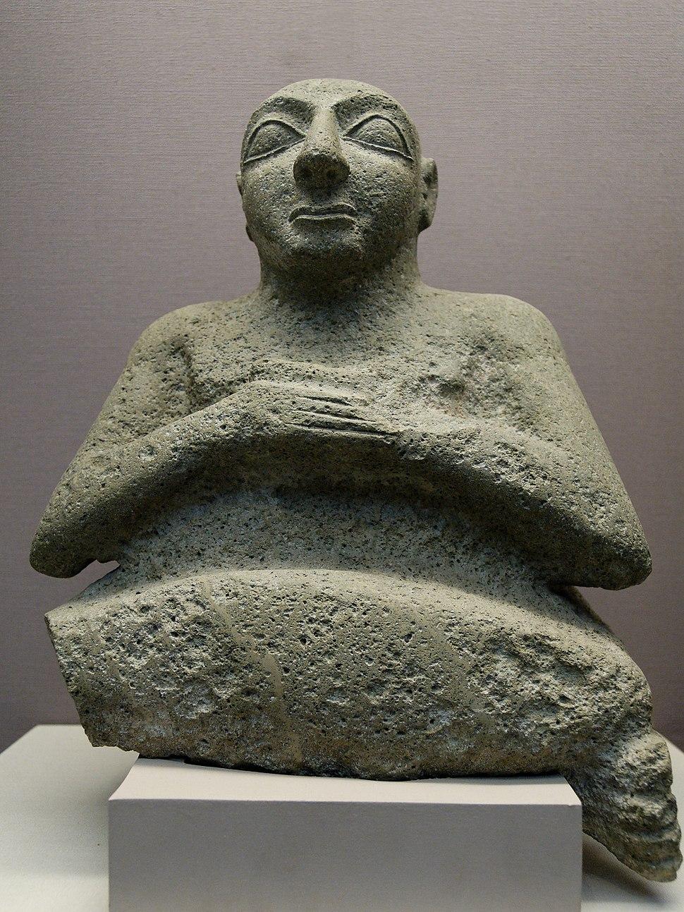 Statue Kurlil BM WA114207