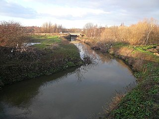 River Rother, South Yorkshire river in South Yorkshire, UK
