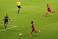 Sterling attacks v Stoke 2013.jpg