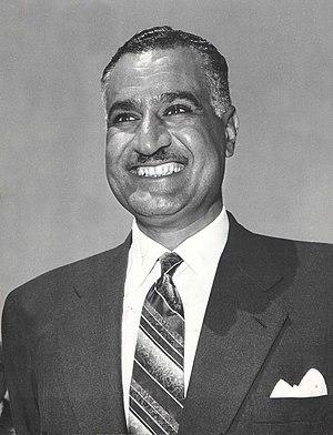 Gamal Abdel Nasser - Nasser in Belgrade, 1962