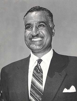 Arab identity - Gamal Abdel Nasser was a symbol and significant player in the rise of Arab nationalism