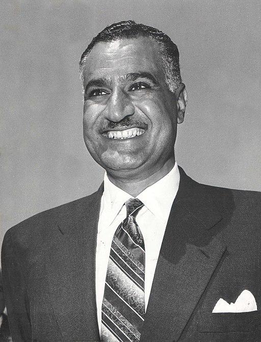 Stevan Kragujevic, Gamal Abdel Naser u Beogradu, 1962