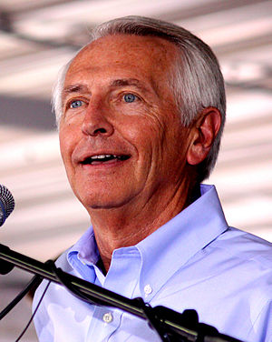 English: Governor of Kentucky Steve Beshear at...
