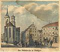 Stiftskirche Stuttgart um 1840.jpg