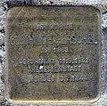 Stolperstein Livländische Str 17 (Wilmd) Clothilde Herschel.jpg